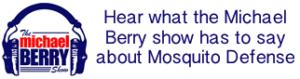 michael berry shot logo