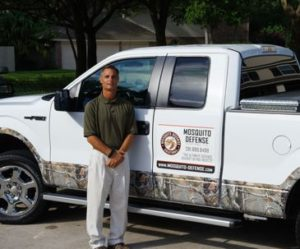 art detranaltes owner mosquito defense solutions