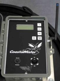yard mosquito misting coastal misting control box