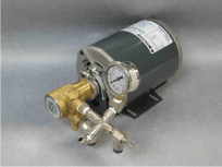 yard mosquito misting pump manifold