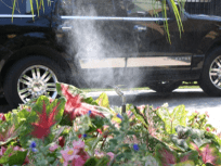 yard mosquito misting nozzle